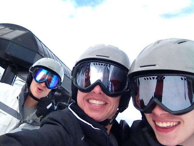 Dar and Boys Killington
